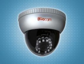AWC 1648 Gece Görüşlü Dome Güvenlik Kamerası
