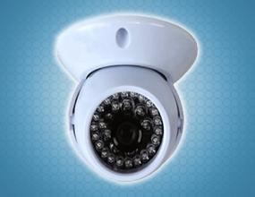 AWC 2342 Gece Görüşlü Dome Güvenlik Kamerası